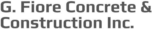 G. Fiore Concrete & Construction Inc.